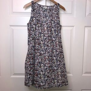 Anthropologie Porridge Floral Shift Dress